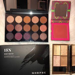 Morphe 15N, Juvia's Place Blush bundle